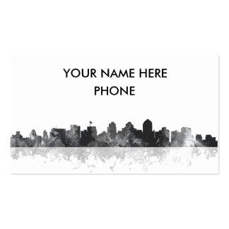 HORIZONTE de SAN DIEGO - tarjetas de visita