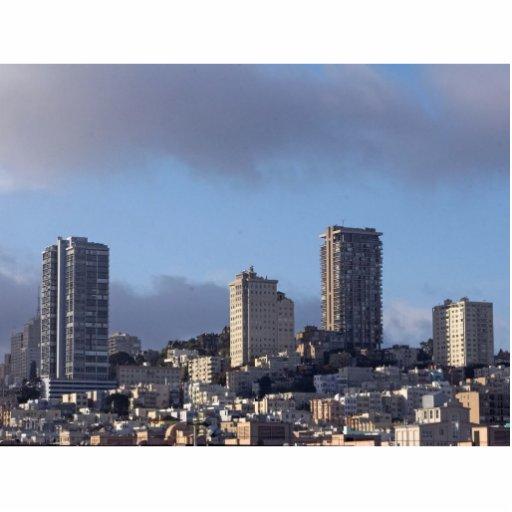Horizonte de San Francisco Esculturas Fotograficas