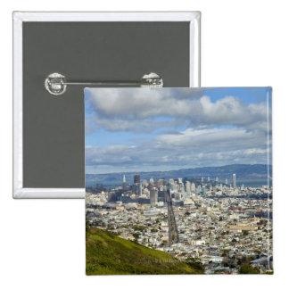 Horizonte de San Francisco Pin