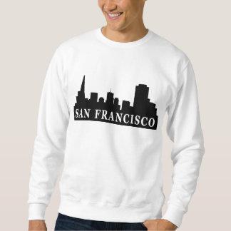 Horizonte de San Francisco Sudadera Con Capucha