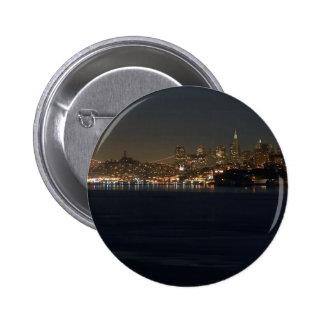 Horizonte de San Francisco visto de enfrente de la Pin