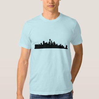 Horizonte de Seattle Camisas