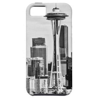 Horizonte de Seattle iPhone 5 Funda