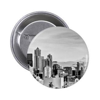 Horizonte de Seattle Pin