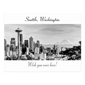 Horizonte de Seattle Postal