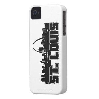 Horizonte de St. Louis iPhone 4 Case-Mate Carcasas
