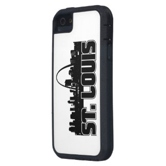 Horizonte de St. Louis iPhone 5 Carcasa