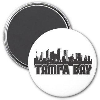 Horizonte de Tampa Bay Imán