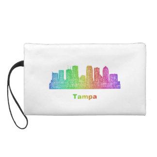 Horizonte de Tampa del arco iris