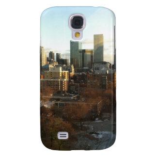 Horizonte de Toronto Funda Para Galaxy S4