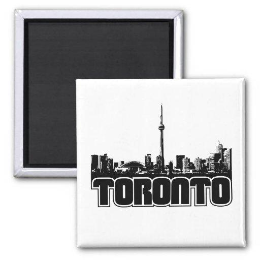 Horizonte de Toronto Imán