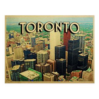 Horizonte de Toronto Tarjetas Postales