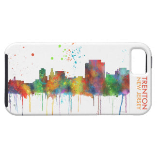 HORIZONTE DE TRENTON, NEW JERSEY FUNDA PARA iPhone SE/5/5s