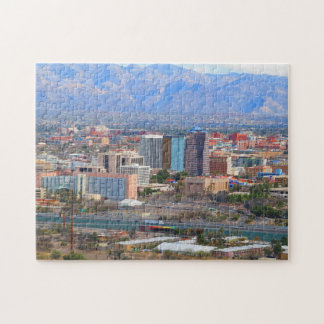 Horizonte de Tucson Arizona Puzzles