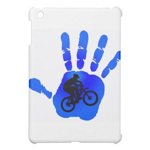 Horizonte del azul de la bici