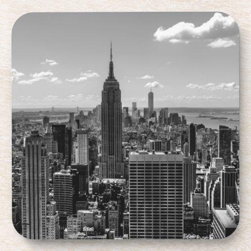 Horizonte del Empire State Building de New York Ci Posavaso