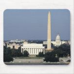 Horizonte del Washington DC con el capitolio de lo Tapete De Ratones