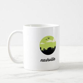 Horizonte el | Nashville, Tennessee de Nashville Taza Clásica