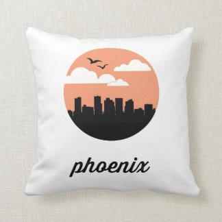 Horizonte el | Phoenix Arizona de Phoenix Almohadas