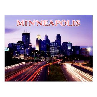 Horizonte en la oscuridad Minneapolis Minnesota