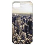 Horizonte infinito de New York City iPhone 5 Case-Mate Funda