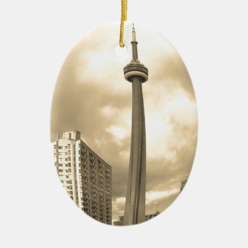 Horizonte loco de Toronto Adorno De Reyes