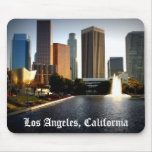 Horizonte Mousepad de Los Ángeles
