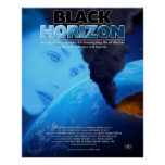 HORIZONTE NEGRO la película documental que investi Poster