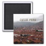 Horizonte Perú de la ciudad de Cusco Imanes
