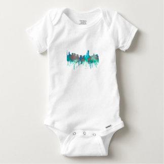 Horizonte-SG-Selva de Chicago Illinois Body Para Bebé