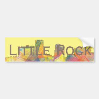 HORIZONTE WB1 DE LITTLE ROCK, ARKANSAS - PEGATINA PARA AUTO