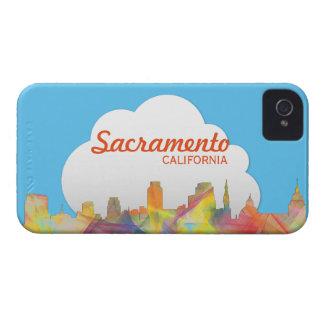 HORIZONTE WB1 DE SACRAMENTO, CALIFORNIA - iPhone 4 Case-Mate CARCASA