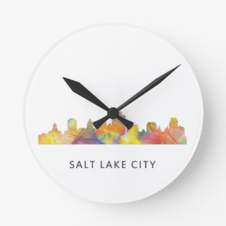 HORIZONTE WB1 DE SALT LAKE CITY, UTAH - RELOJ REDONDO MEDIANO
