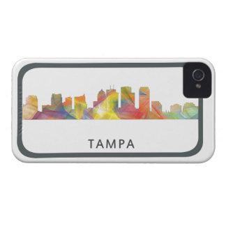 HORIZONTE WB1 DE TAMPA, LA FLORIDA - FUNDA PARA iPhone 4 DE Case-Mate
