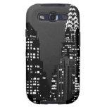 Horizontes de Manhattan Galaxy S3 Protectores