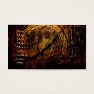 Horloge Astronomique Business Card