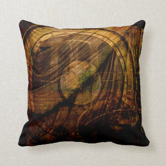 Horloge Astronomique Throw Pillow