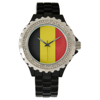 Horloge de België - femmes de Belgique del montre Relojes De Mano
