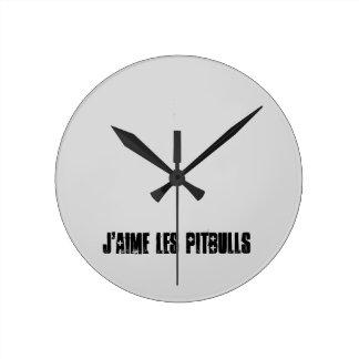 Horloge Reloj Redondo Mediano