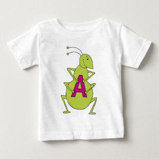 hormiga atómica playera de bebé