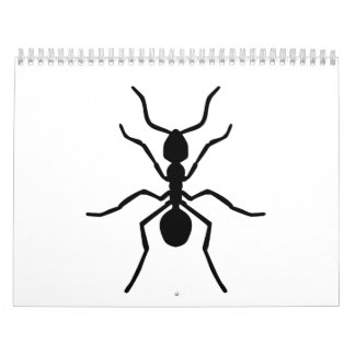 Hormiga Calendarios