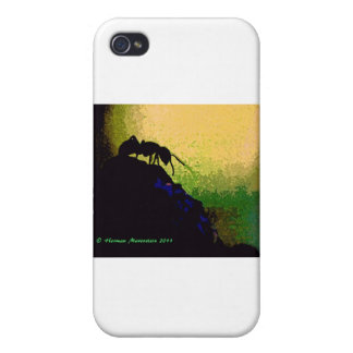 hormiga e iPhone 4/4S carcasa