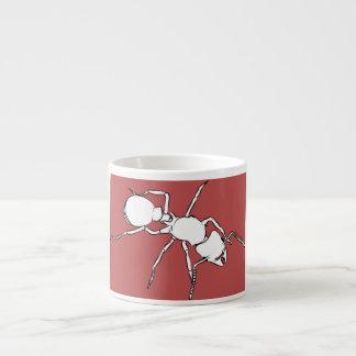 hormiga Hongo-creciente Taza Espresso