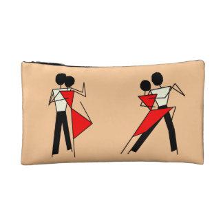 hormigas cosméticas del tango del bolso