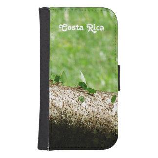 Hormigas del cortador de la hoja en Costa Rica Billetera Para Teléfono