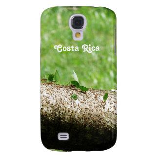 Hormigas del cortador de la hoja en Costa Rica Funda Para Samsung Galaxy S4