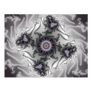 Hormigas - fractal postal