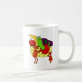 hormigas tazas