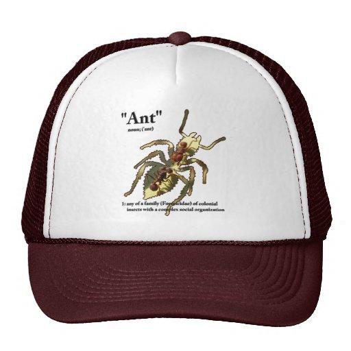 Hormigas y actitud - gorra #3