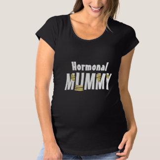 Hormonal Mummy Maternity T-Shirt
